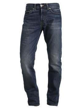 Edwin ED80 SLIM TAPERED Jeansy Slim fit grime dirt wash