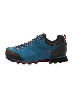 Mammut WALL GUIDE LOW GTX Buty wspinaczkowe dark pacific/light carmine