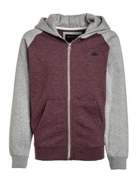 Quiksilver Bluza rozpinana vineyard wine heather
