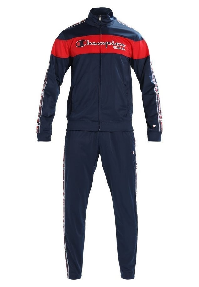 Champion TRACKSUIT Dres isb/isb/red