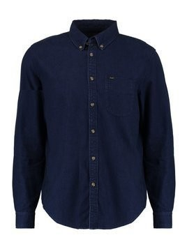 Lee BUTTON DOWN REGULAR FIT Koszula mid indigo