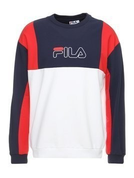 Fila ANTONIO Bluza risk red/bright white/dark blue