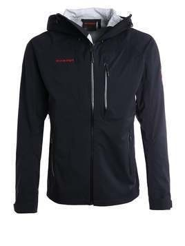 Mammut KENTO HOODED Kurtka hardshell black