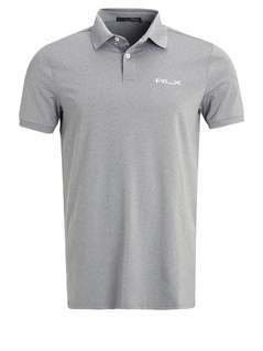 Polo Ralph Lauren Golf Koszulka sportowa classic grey heather