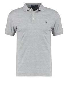 Polo Ralph Lauren SLIM FIT Koszulka polo homestead heather