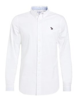 PS by Paul Smith MENS TAILORED FIT  Koszula white