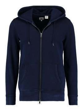 Levi's® ORIGINAL ZIP UP HOODIE Bluza rozpinana dark indigo