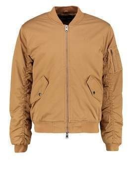 Criminal Damage AIRFORCE Kurtka Bomber sand