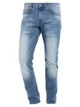 Mustang OREGON TAPERED Jeansy Relaxed fit denim blue