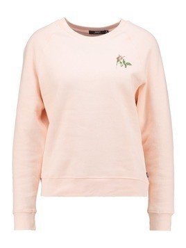 Obey Clothing AVA CREW Bluza tender peach