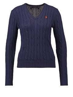 Polo Ralph Lauren KIMBERLY Sweter hunter navy