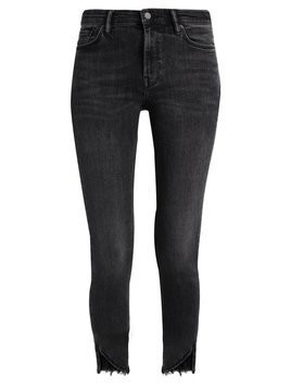 AllSaints GRACE FRAY Jeans Skinny Fit washed black