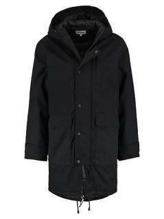 Weekday HEPP Parka black