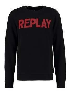 Replay Bluza black