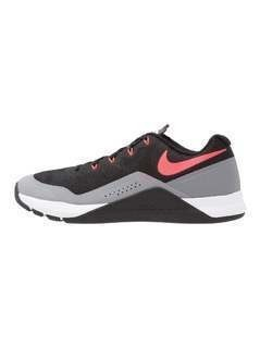 Nike Performance METCON REPPER DSX Obuwie treningowe black/solar red/cool grey/white
