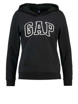 GAP Bluza z kapturem true black