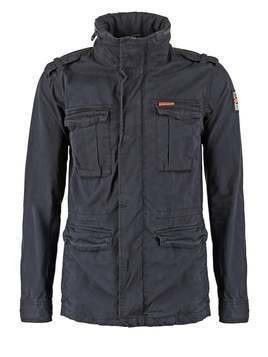 Superdry ROOKIE  Kurtka wiosenna midnight