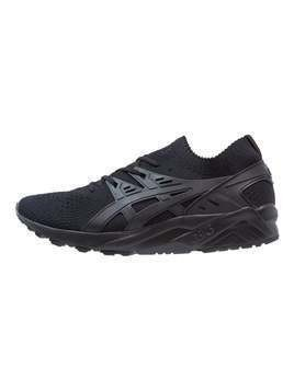 Asics Tiger GEL KAYANO TRAINER KNIT Tenisówki i Trampki black