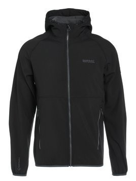Regatta AREC  Kurtka Softshell black