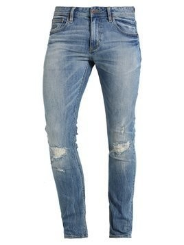 Superdry SLIM JEAN Jeansy Slim fit mid canyon vintage