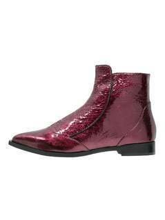 Oxitaly RIANNA  Ankle boot bordo