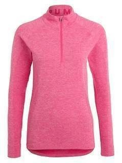 Puma Golf EVOKNIT Koszulka sportowa love potion heather
