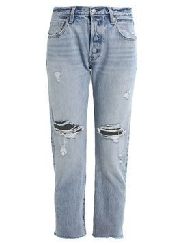Levi's® 501 CROP Jeansy Straight Leg crazy cool