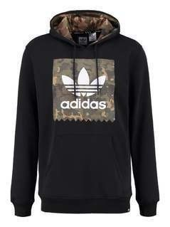 adidas Originals Bluza z kapturem black/campri