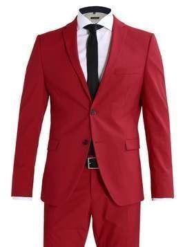 Selected Homme SHDNEWONE MYLOLOGAN Garnitur rio red