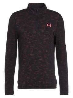 Under Armour THREADBORNE SEAMLESS Koszulka sportowa marathon red