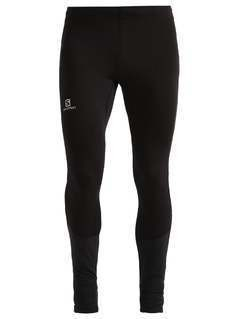 Salomon AGILE  Legginsy black