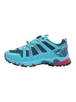 Mammut AENERGY LOW GTX WOMEN Obuwie hikingowe light pacific/dark pacific
