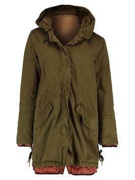 Scotch & Soda Parka army