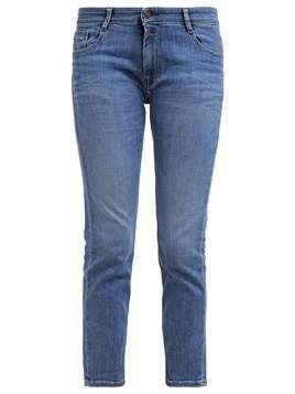 Teddy Smith PINCHY Jeansy Relaxed fit blue denim
