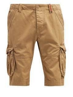 Superdry CORE  Szorty legion beige