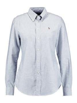 Polo Ralph Lauren CLASSIC OXFORD SLIM FIT Koszula ebony/white