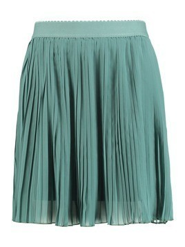 Circle of Trust RAMLI SKIRT Spódnica trapezowa new army