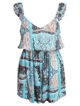 Seafolly MOROCCAN MOON PLAYSUIT Akcesoria plażowe atlantic