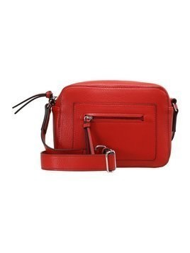 Pieces PCIA CROSSBODY Torba na ramię flame scarlet