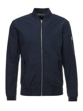 Jack & Jones JCOGRAND CAMP  Kurtka Bomber sky captain