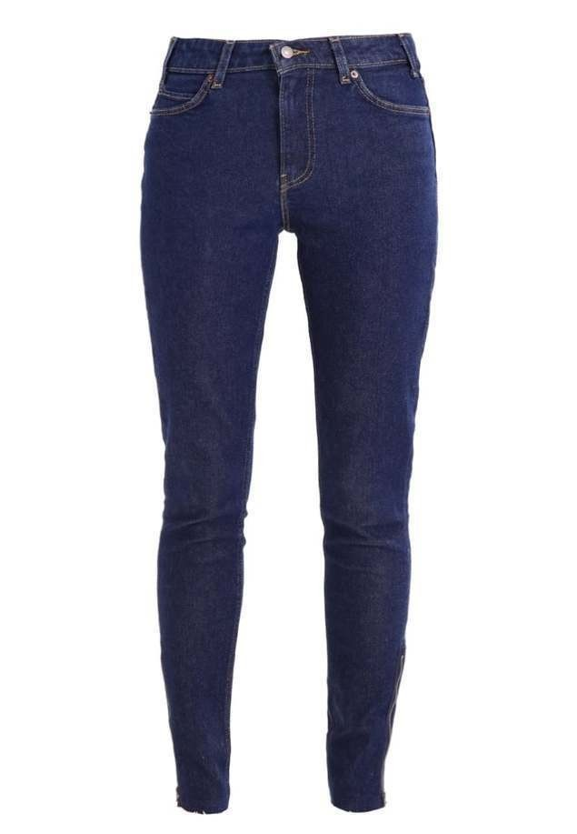 Levi's® 721 VINTAGE HIGH SKINNY Jeans Skinny Fit indigo superstition
