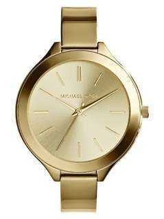 Michael Kors RUNWAY Zegarek goldcoloured