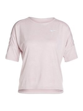Nike Performance DRY MEDALIST Tshirt basic particle rose/barely rose/reflective silver