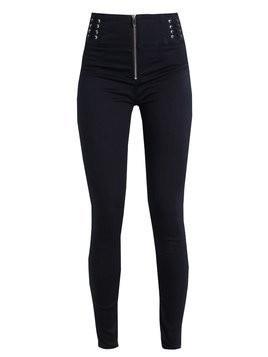 Karen Millen WITH LACING Jeans Skinny Fit denim