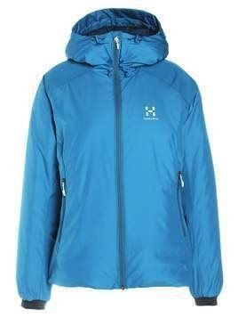 Haglöfs BARRIER HOOD Kurtka Outdoor blue fox