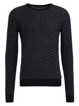 LAGERFELD Sweter anthracite