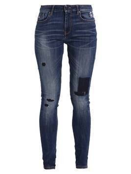 H.I.S LORRAINE Jeans Skinny Fit premium medium blue