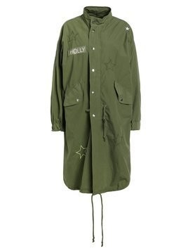 The Editor Parka military