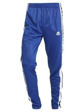 Kappa AUTHENTIC LUIS Spodnie treningowe blue/black/white