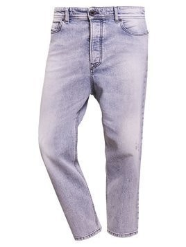 Diesel Black Gold PANTALONI Jeansy Relaxed fit light blue